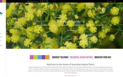 Presenting the NEW Austraflora Website